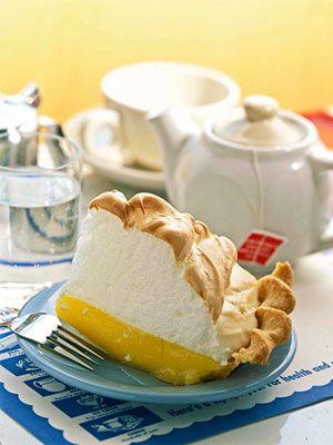 Classic Lemon Meringue Pie: Cream Pies, Food Dinner, Desserts Pies, Classic Lemon, Meringue Pies, Lemon Meringue Pie