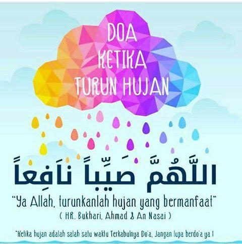 Image result for doa hujan