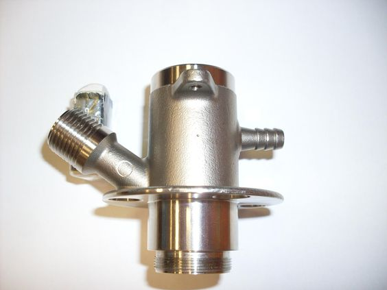 Auto spare parts Material:stainless steel 304 Weight:0.263kg Manufacture process: Investment casting+Machining Description:Metal parts which constitute the overall car Function:Automotive oil pump nozzle