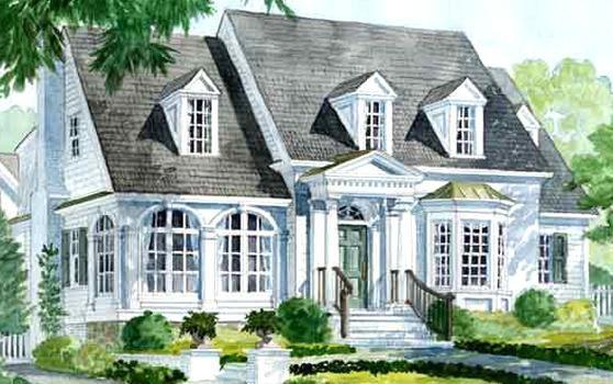 Camilla Stephen Fuller Inc Southern Living House Plans Southern Living House Plans Traditional House Plans Suburban House
