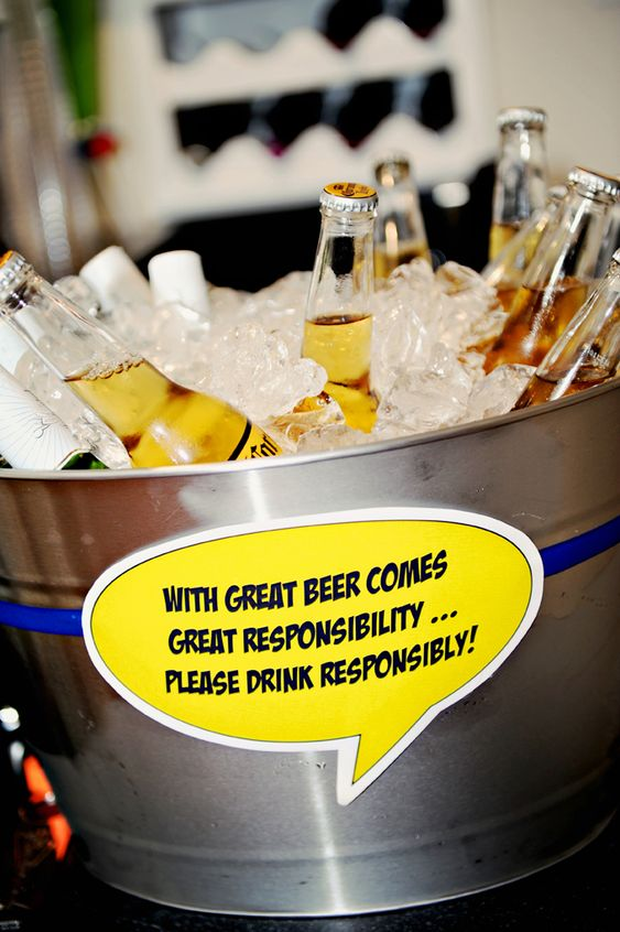 adult superhero party ideas | Note: If you're joining us from Amy Atlas, please read on for many ...
