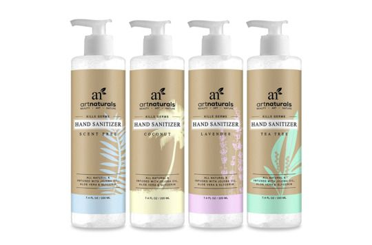Art Naturals Natural Hand Sanitizer