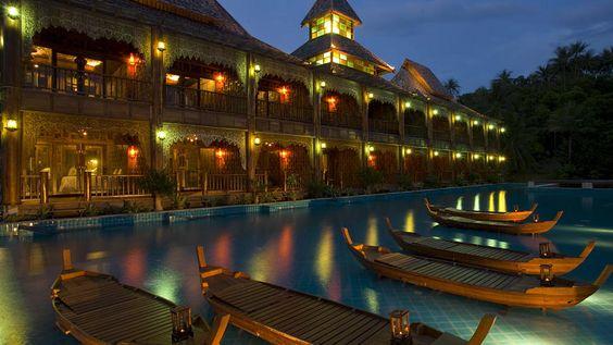 Santhiya Resort & Spa: Ko Pha-Ngan, Thailand