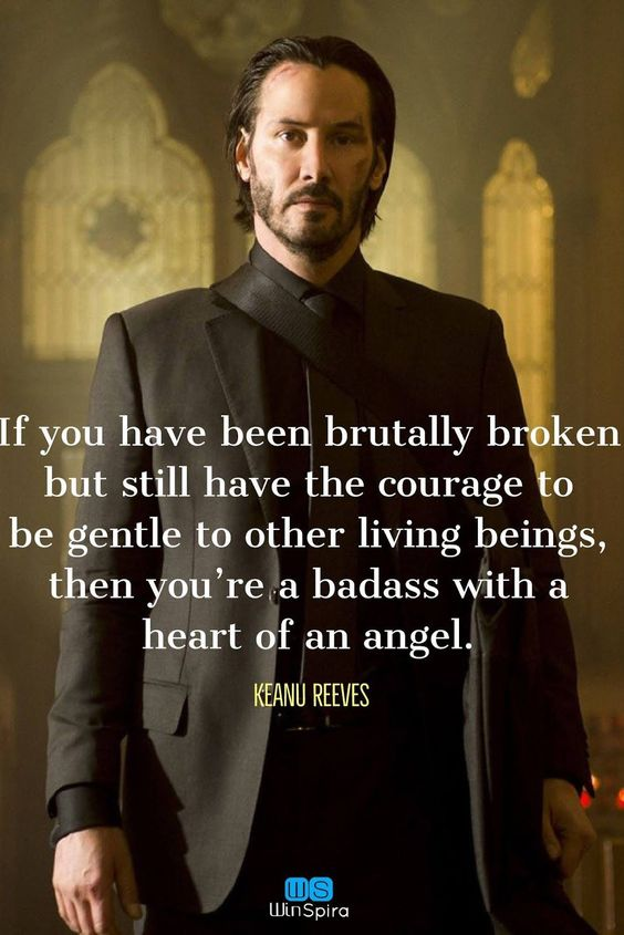22 Keanu Reeves Quotes about Life and ♥️ - Winspira #keanuwisdom #lifequotes #bestquotes #successquotes #beautifulquotes