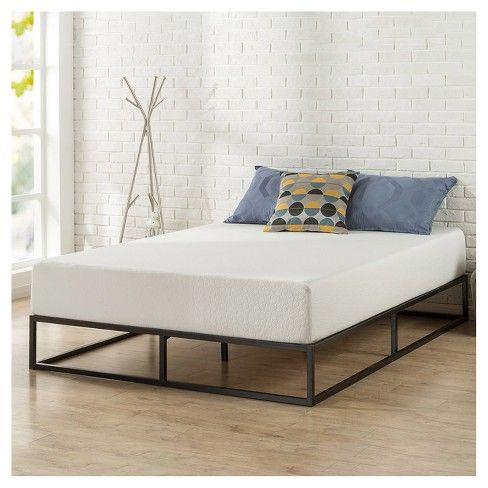 10 Platforma Metal Bed Frame Zinus Target Bed Frame Target