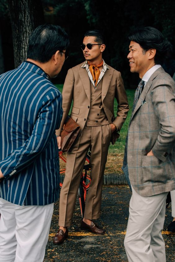 The Best Street Style from Pitti Uomo - GQ