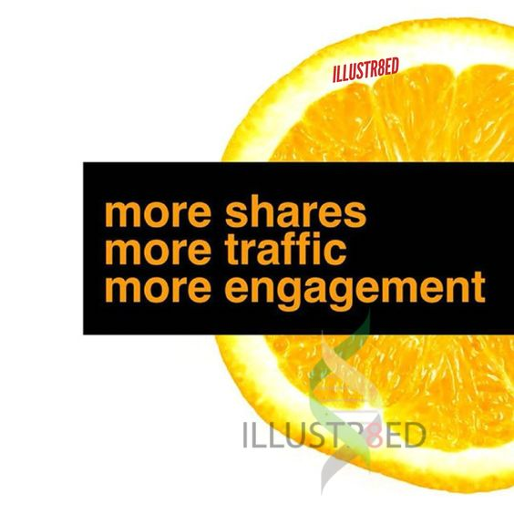 """Power of shares, traffic and engagement  ▃▃▃▃▃▃▃▃▃▃▃▃▃▃▃▃▃▃▃▃ Don't be Anti-social... Get Social with us! FB - facebook.com/illustr8ed.ca Twitter - Twitter.com/illustr8ed_ca Instagram- @illustr8ed.ca LinkedIn - https://ca.linkedin.com/in/illustr8edca Pinterest - www.pinterest.com/illustr8edca  Check us out online at www.illustr8ed.ca  illustr8ed.ca@gmail.com  """"Cre8ivity is in our DNA"""""""