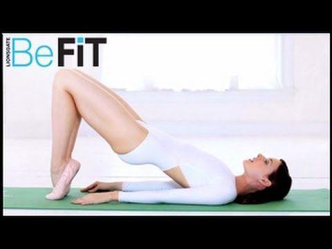 Ballet Beautiful | Lean Legs & Buns Workout- Mary Helen Bowers