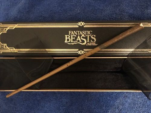 Fenrir Greyback Harry Potter Wand Replica Deathly Hallows Prop Collectible