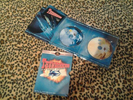 Thunderbirds dvd edición especial