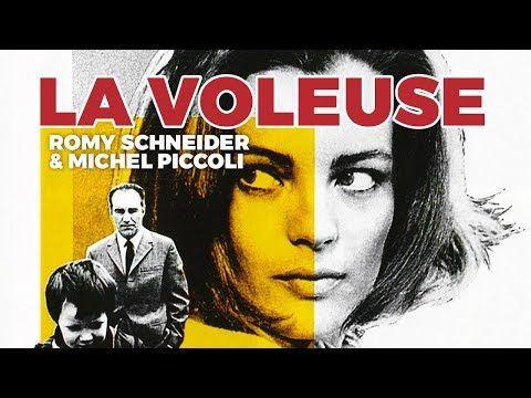 La Voleuse Film Complet 1966 Avec Romy Schneider Youtube Films Complets Romy Schneider Film