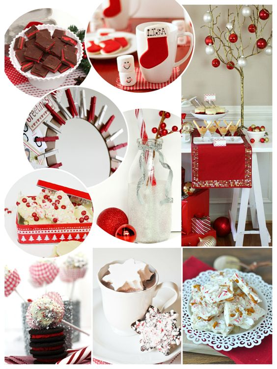 #partyideas #Christmas #Holidays #party #decor #tablescape #recipes #crafts #DIY #redwhite: Birds Party, Partyideas Christmas, Gifts Ideas, Ideas Gifts, Christmas Holiday, Ideas Galore, Christmas Ideas, Christmastime