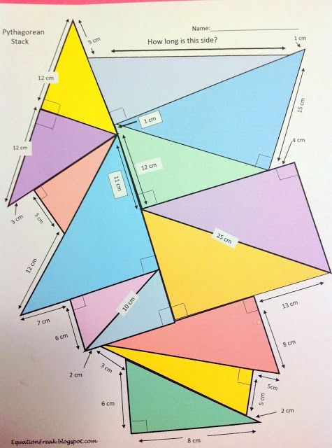 Pythagorean Stacks: