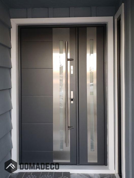 Fargo 26db Double Entrance Door Entrance Doors Modern Entrance Door Double Door Entrance