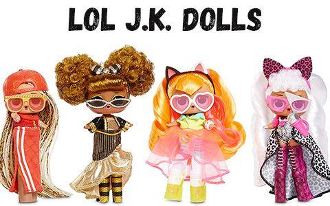 Nd Fashions So They Re Ready To Rock Lol Lol Dolls Dolls