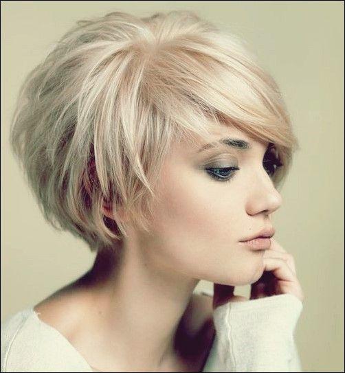 30 Attraktivste Kurze Frisuren Für Dünnes Haar Short Hair