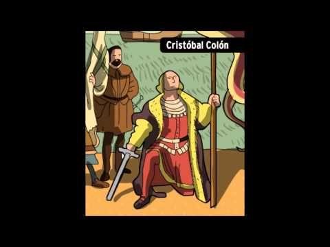 Cristobal Colón canción para sección infantil (sin la letra, ¡y no la encuentro por Internet!)