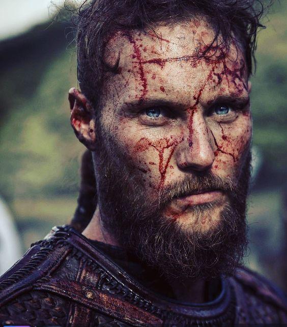 "Vikings history channel - Son Ragnar ""UBBE""   VIKINGS ..."