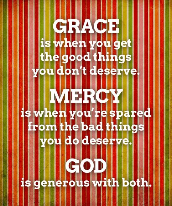 A good reminder...: Inspirational Quote, Thank You God, God S, Good Things, Mercy God, God Is, Gods Grace, So True