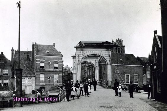 Dordrecht<br />Dordrecht - Sluisbrug