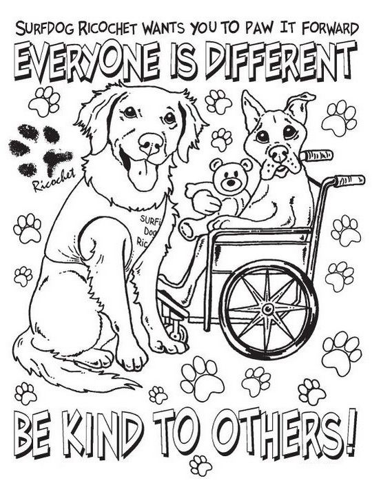 Stop Bullying Coloring Sheets With Lettering Everyone Is Different Be Kind To The Others Love Coloring Pages Bullying Activities Anti Bullying Activities