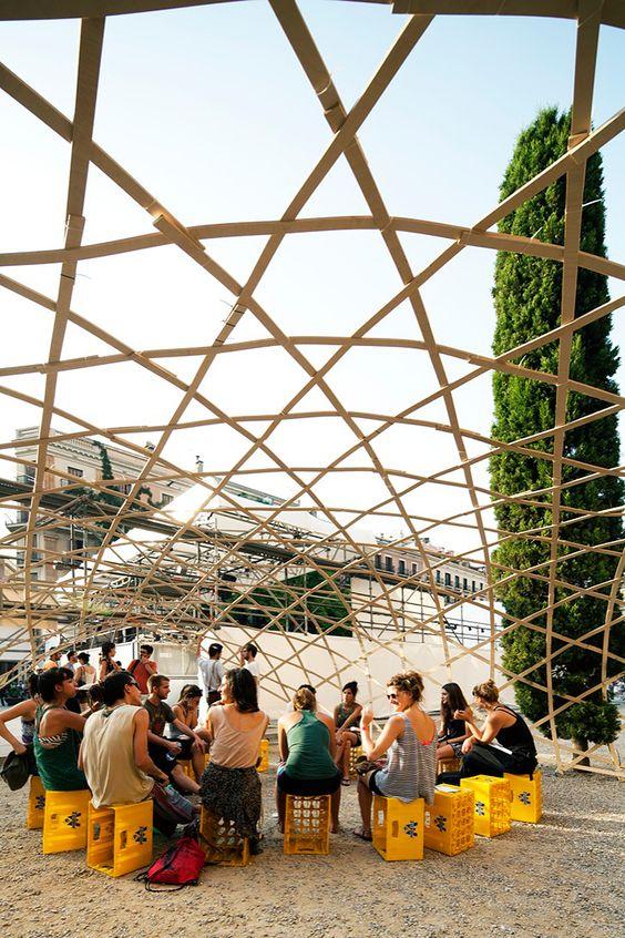 CODA barcelonatech: jukbuin pavilion