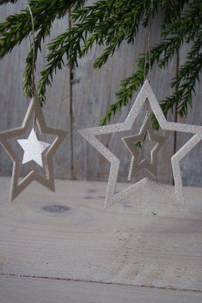 Weihnachtsbaumanhänger, Bild2, gebastelt mit Produkten von Stampin' Up!