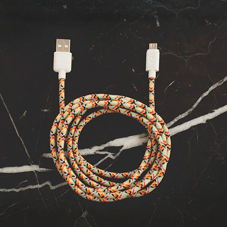 3m Micro-USB-Kabel - Bunt - alt_image_three