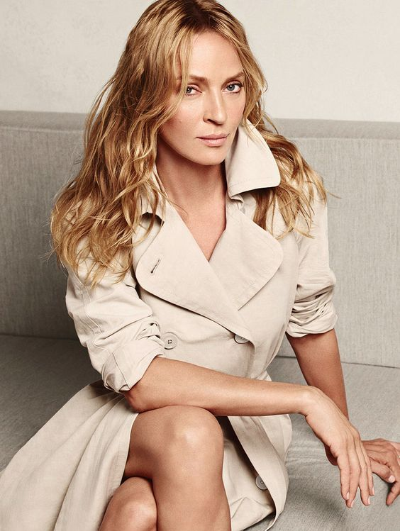 Marc O'Polo Spring / Summer 2015 Campaign starring Uma Thurman #umathurman #marcopolo #followyournature #ss15