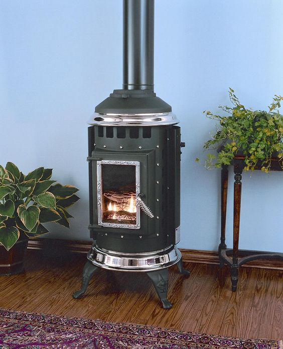 Gas Stove Parlour And Stove On Pinterest