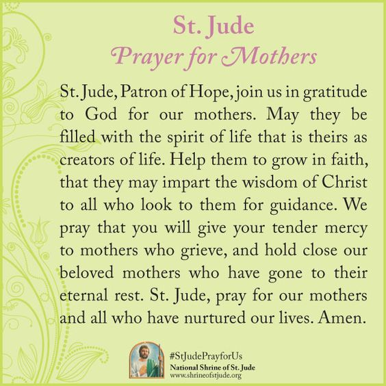 Prayer to St Jude for healing of relationships --Aleteia