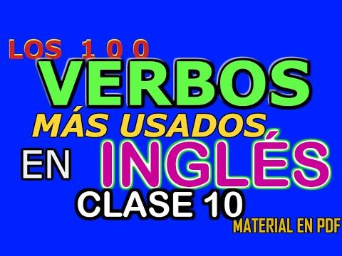 Curso Básico De Inglés Para Principiantes Desde Cero Youtube Como Aprender Ingles Basico Ingles Para Principiantes Verbos