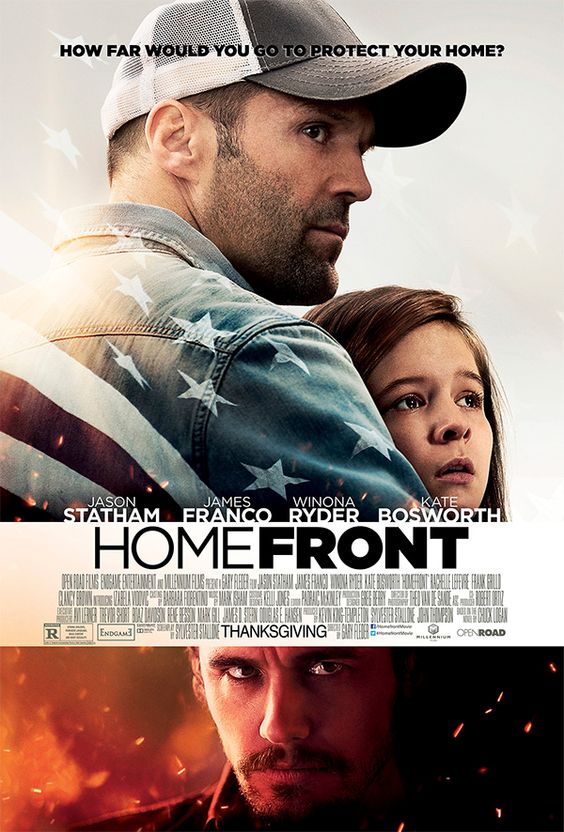 Homefront com Jason Statham e James Franco.