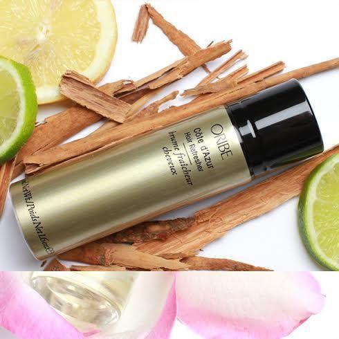 Refresh your locks with the aroma of jasmine, zesty bergamot and sandalwood