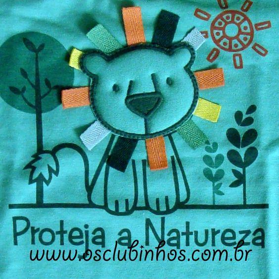 Camiseta Leão 2 $23,00