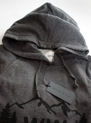 WOOD WOOD Manchester HIGHLIFE HOODIE