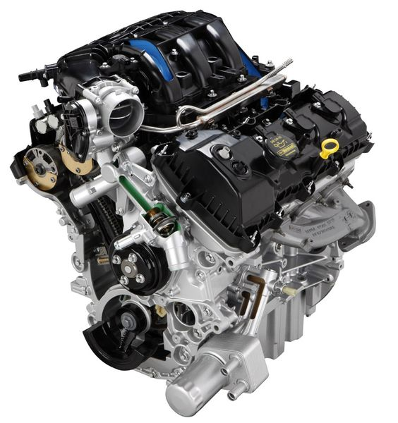 2015 Ford F150 EcoBoost 2.7 Engine Favorite Ford