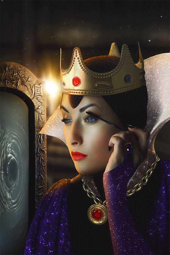 Evil Queen (return to the classics) by JtotheOtotheE.deviantart.com on @deviantART