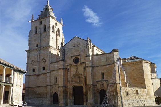 Iglesia de Santa María Magdalena en Torrelaguna, Madrid