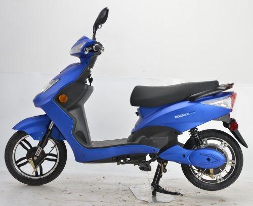 500 Watt Speedster Electric Moped Boom Scooter W Pedals Electric Moped Moped Scooter