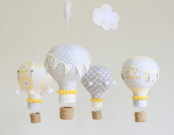 diy projekte alte glühbirnen bastelideen baby mobile basteln