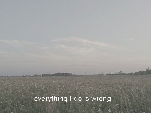 Image via We Heart It https://weheartit.com/entry/167200054 #field #grunge #pale