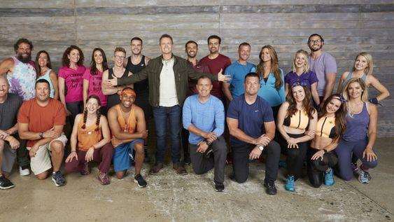 The 2019 'Amazing Race' Teams Include So Many Familiar Reality Stars