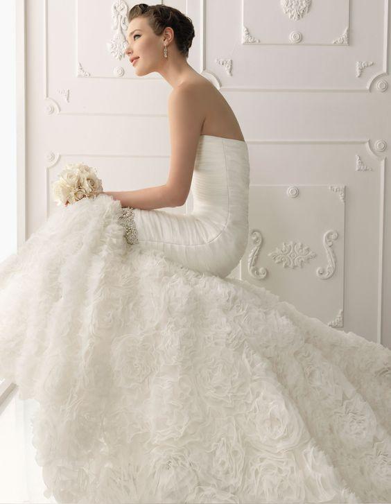Sweet - Alma Novia 2012 Bridal