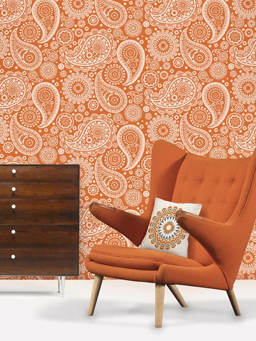 PAISLEY CRESCENT BY MINI MODERNS