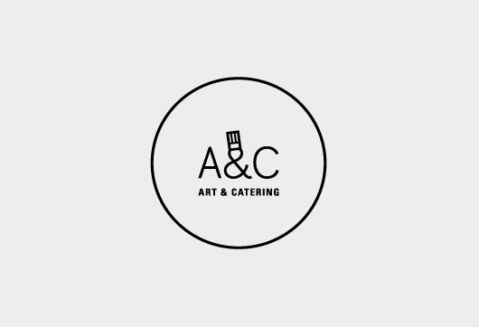 art & catering logo
