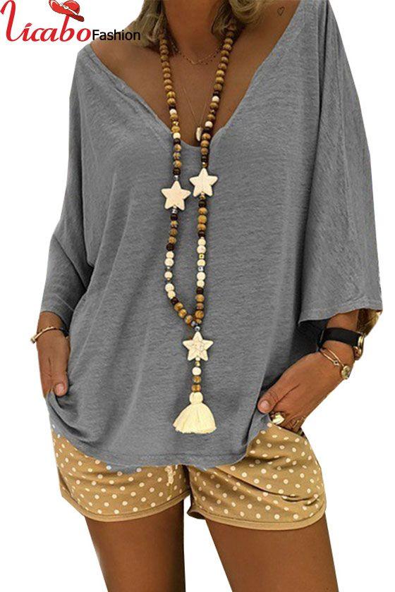 Summer Women Casual Ethnic Blouse Shirt Oversize Asymmetrical Floral Tops Tee UK