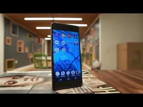 Sony Xperia X phone is boxy, but nice - http://eleccafe.com/2016/05/31/sony-xperia-x-phone-is-boxy-but-nice/