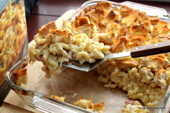 sourdough mac cubed sourdough sourdough recipes emmentaler macaroni ...