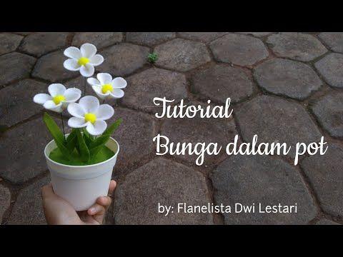 Pin On Felt Flowers Semarang